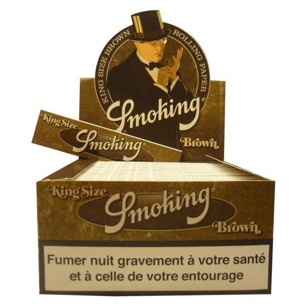 Feuilles Smoking Brown